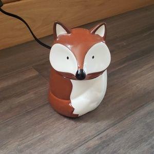 Scentsy Fox tart warmer
